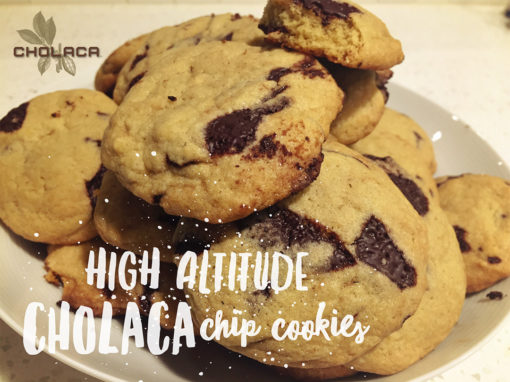 Cholaca Chip Cookies