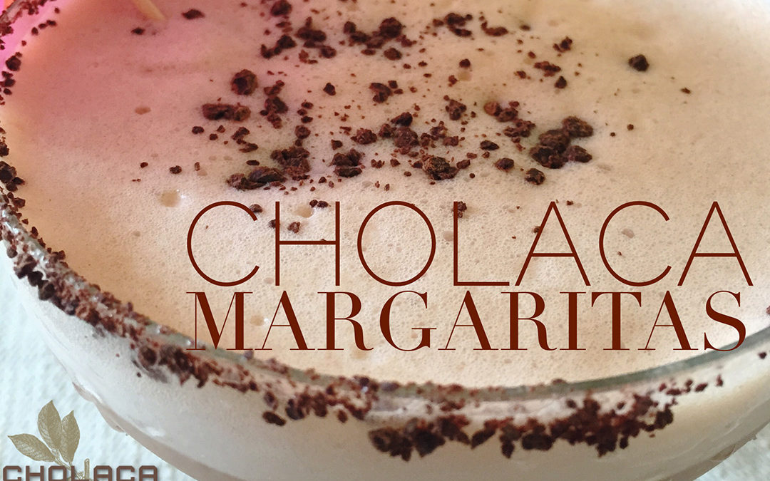 Chocolate Margaritas