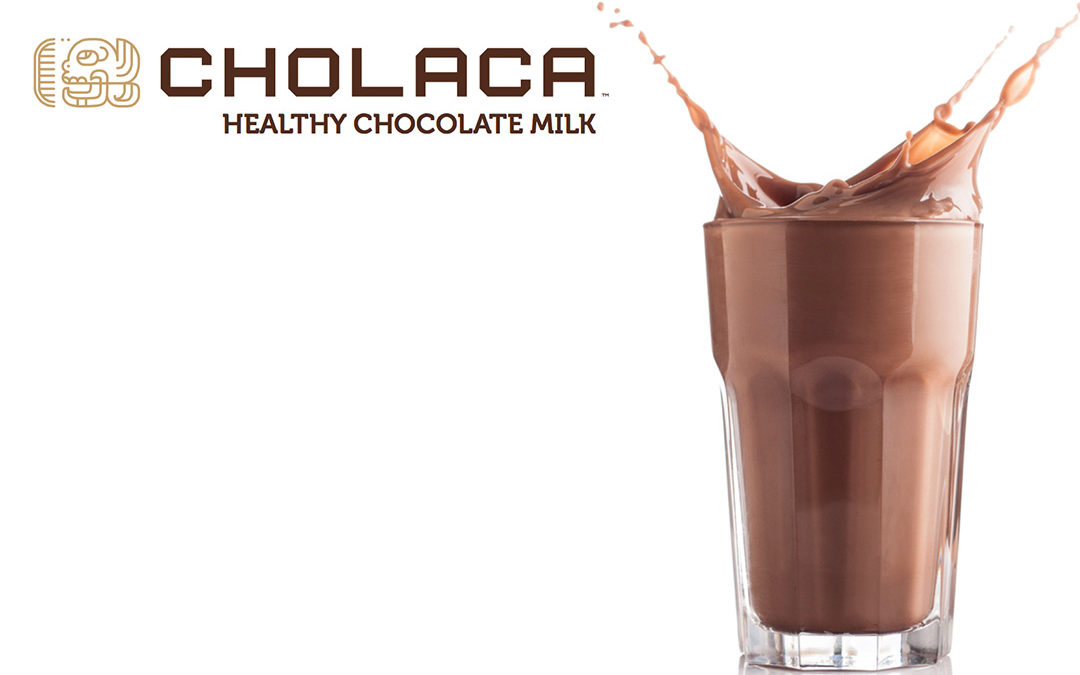 healthy chocolate milk