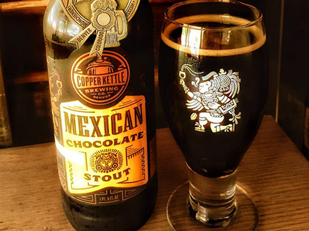Copper Kettle Brewing – Mexican Chocolate Beer