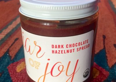 Firefly Dark Chocolate Hazelnut Spread