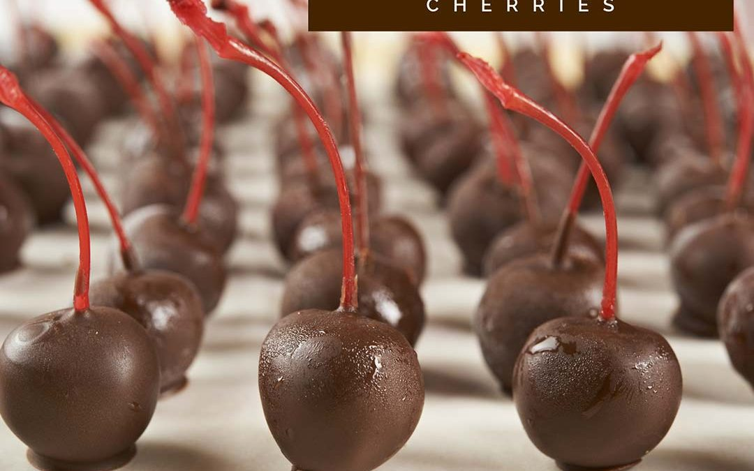 Cholaca Covered Cherries