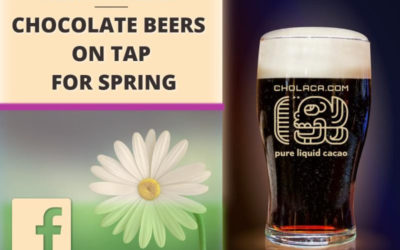 Chocolate Beers on Tap for Spring