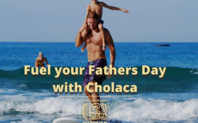 Kick off Summer with Cholaca!