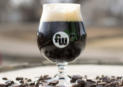 FunkWerks Brewing Co - Dark Matter