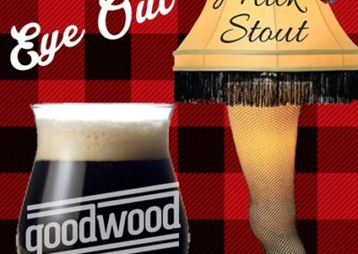 Goodwood Brewing - Shoot Your Eye Out Milk Stout