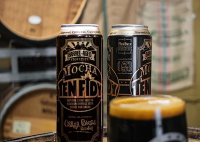 Oskar Blues - Mocha Ten FIDY