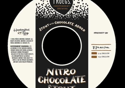 Troegs Brewing Co - Chocolate Nitro Stout