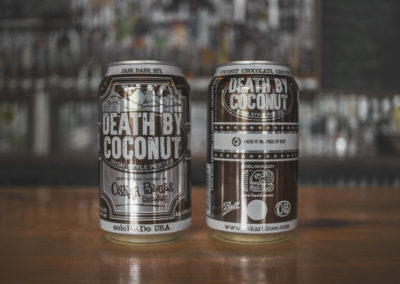 Oskar Blues - Rum Barrel Aged Death by Coconut