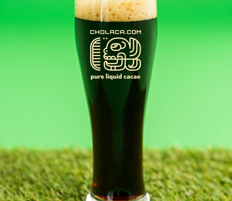 Get Lucky with Chocolate Beer