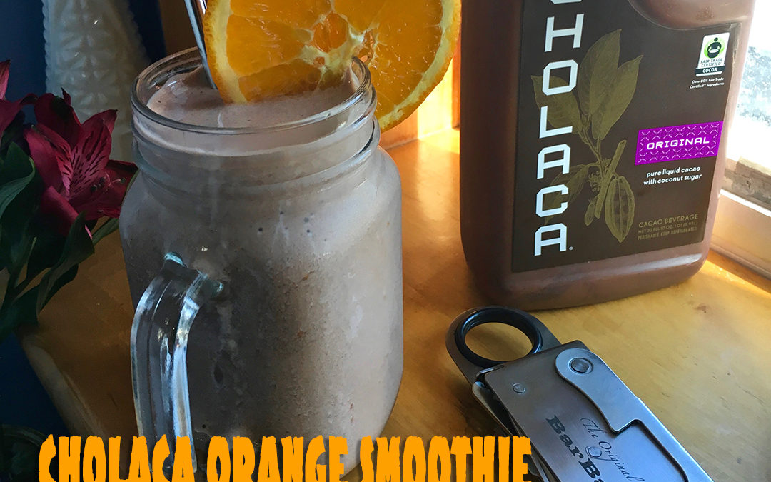 Cholaca Orange Smoothie