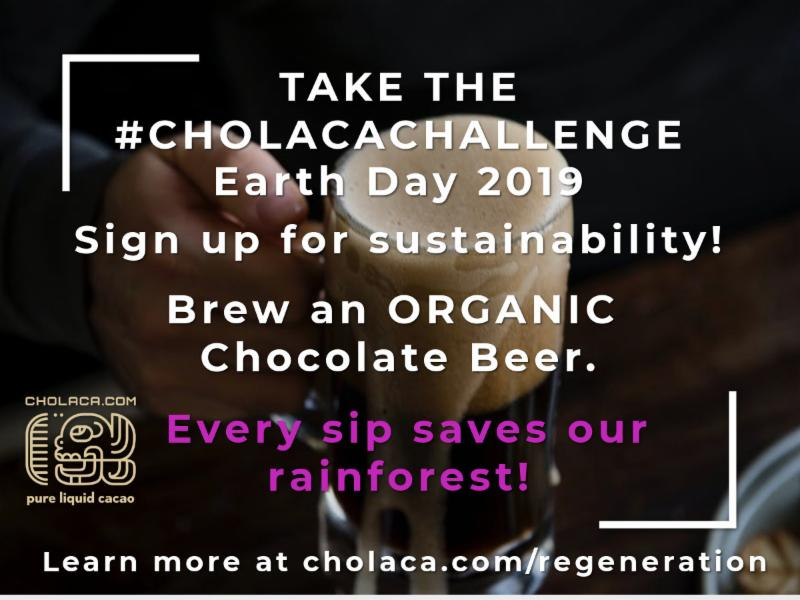 Take The #CholacaChallenge